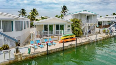 Photo for **TIDEWATER VIEWS @ VENTURE OUT** 2BR/2BA Cottage + 35' Private Slip   80' Pool