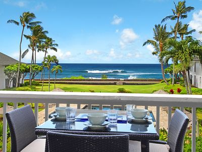 Photo for Poipu Kapili #26: 1 BR / 1.5 BA condo in Koloa, Sleeps 2
