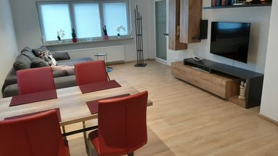 Photo for Modern, newly renovated 3-room apartment in the heart of Middle Franconia