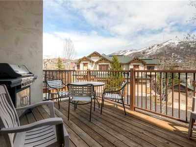 Photo for Incredibly spacious townhome with resort style amenities including a pool, hot tubs & more!