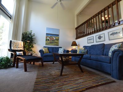 Photo for Oceanfront Townhome - Remodeled Kitchen and Baths, Views Pool Wi-Fi