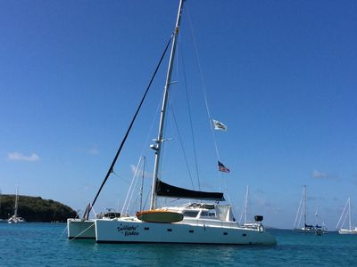 Photo for Explore The US And British Virgin Islands On The Luxury Yacht Twilight Rodeo!