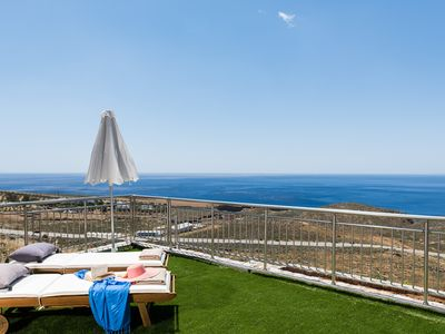 Photo for ALÍA, new, modern house in village with magnificent sea and coastal views!