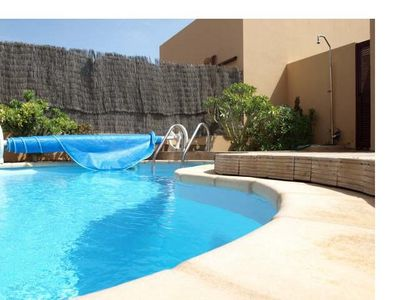 Photo for SALE PRICES FREE WIFI & PRIVATE HEATED POOL, Max 6 People.