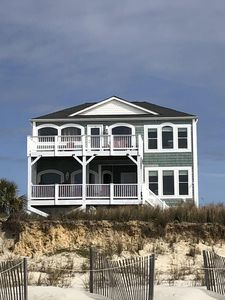 Photo for Ocean Front - Spectacular newly renovated home with private pool