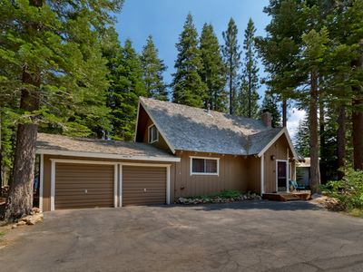 Photo for Rubicon Retreat: 3  BR, 2  BA Cabin / Bungalow in Tahoma, Sleeps 9