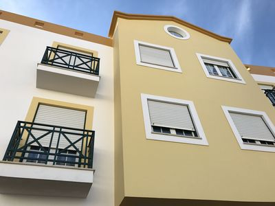 Photo for Yellow Apartment in Cercal do Alentejo / vila nova thousand