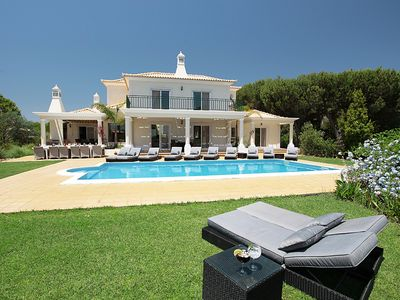 Photo for Luxury Villa With Private Pool, Sea Views, 6 Bedrooms, Cinema Room, Gym, Gaming