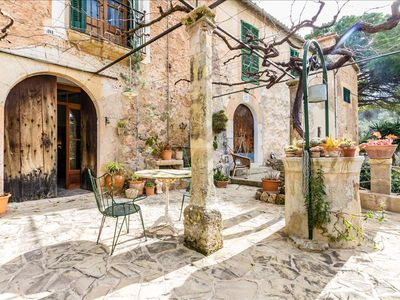 Photo for 3BR Cottage Vacation Rental in Valldemossa, Illes Balears