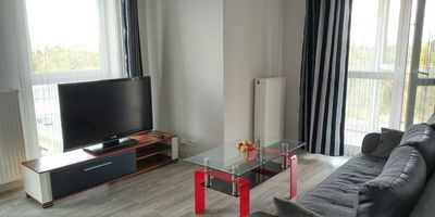 Photo for Modern apartament with 3 bedrooms close to the airport and the centre of Warsaw