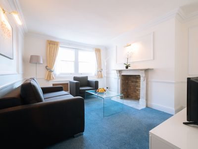 Photo for HEART OF MARYLEBONE - OXFORD CIRCUS - BOND STREET AREA LOVELY 2BR FLAT