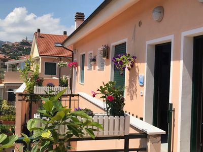 Photo for 2BR Apartment Vacation Rental in Diano Marina, Liguria