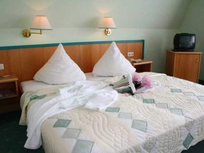 Photo for Double Room 5 - Hotel Rügen To the little mermaid