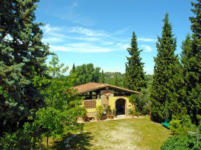 Photo for Vacation home Podere Rasenna in Palaia - 10 persons, 5 bedrooms