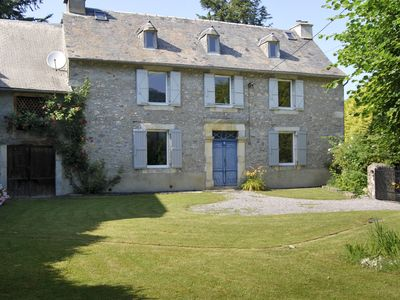 Photo for Beautiful stone Pyrenean house