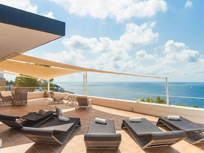 Photo for Top Ibiza Ocean View Villa in The Best Location!