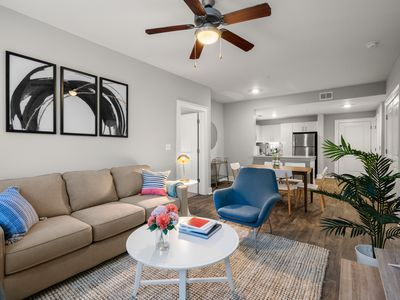 Photo for Kasa | Atlanta | Upscale 2BD/2BA Apartment