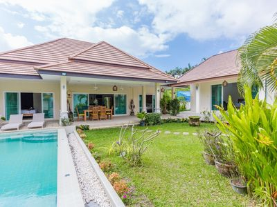 Photo for PACOTTE, nice living villa with private