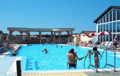 Photo for Apartment Ferienanlage La Quercia  in Caorle Lido Altanea, Adriatic Sea / Adria - 7 persons, 2 bedrooms