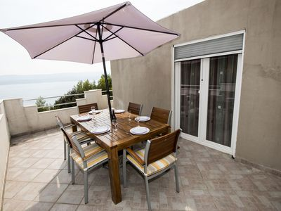 Photo for 3BR Apartment Vacation Rental in Riviera Omis, Riviera Omis