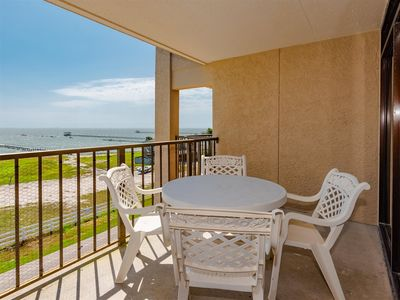 Photo for 4th floor balcony views!  Romantic Paradise Getaway!
