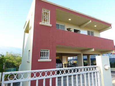 Photo for Stunning 3BR/3B WiFI A/C walk to El Poblado Park your boat-ski Porta del Sol