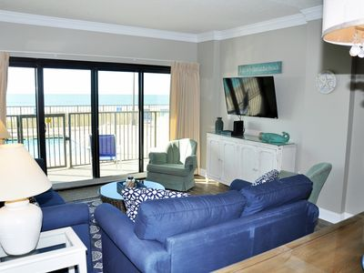 Photo for This is the one, perfect for families Oceanfront 3BR  Newly renovated