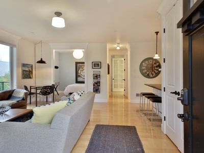 Photo for Robins Nest Langley-Newly Renovated Modern Condo In Downtown Langley