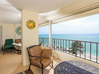 Photo for Siesta Key, 2 bedroom, 2 bath condo on the 12th floor. - Siesta Key 15