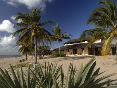 Situated on Lamu Islands world famous Kizingoni Beach with its own speedboat