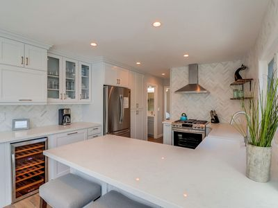 Photo for ☀�NEW LISTING☀� 2018 Brand New Luxury Beach Home Just Steps to Mission Bay