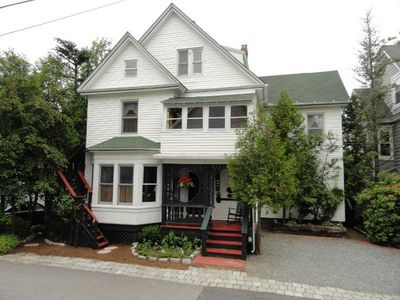 Photo for Spacious, Historic Home In Bar Harbor Village