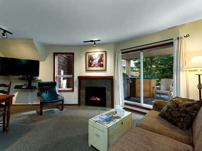 Photo for 99 Glaciers Reach this 2br home has a hot tub & pool in Whistler Village