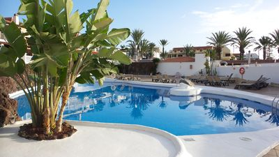 Photo for EL PARAISO studio apartment close to the beach with free Wi-Fi, central location