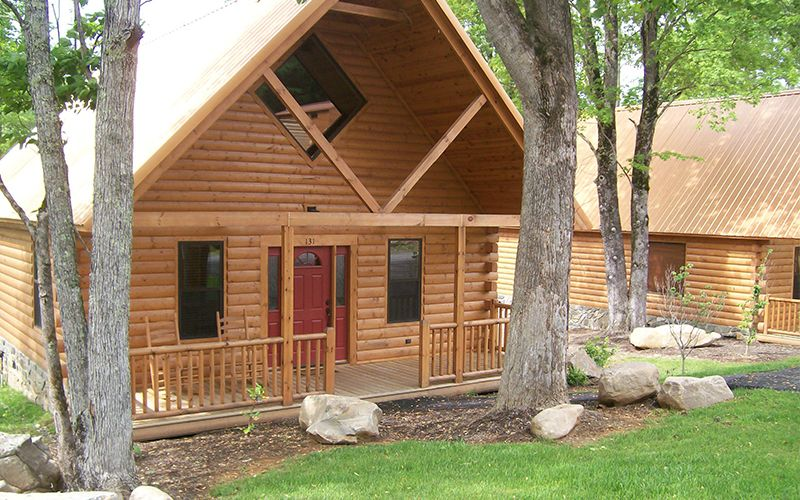 Baita per 6 persone a white oak lodge 4165973 for Cabina di brezza autunnale gatlinburg