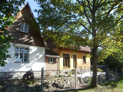 Photo for Cozy cottage in the south of Thuringia, for nature lovers, families m. child