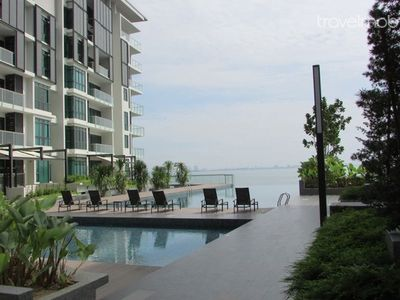 Photo for Water Front Apartment @ Penang Island