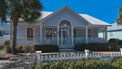 Photo for Relaxing family home located in Old Seagrove Beach on Scenic Highway 30A!
