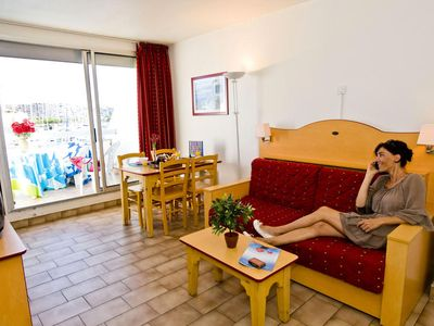Photo for Aguylène residence *** - 2 Rooms 4/5 People