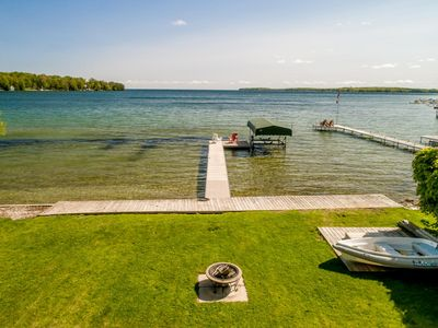 Photo for Barefoot Bungalow~Gracing the shores of Lake Simcoe