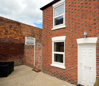 Front of Dandy Rig Holiday Cottage Filey