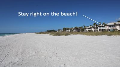 Photo for On The Beach! Accessible Ground Fl, Heated Pool, Tennis, WiFi