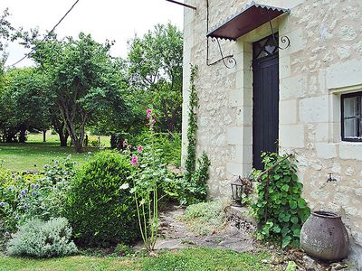 Photo for Vacation home La Pilleterie in Chinon - 4 persons, 2 bedrooms