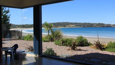 Photo for Frogmouth Cottage - Live on The Beach Experience - The only house on the beach