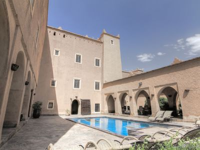 Photo for Kasbah imdoukal a hotel in Zagora N'kob contain 20 rooms  with an amazing view