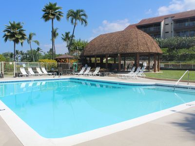 Photo for Walk to Keauhou Bay -  This charming 2 bed /2 bath condo awaits you!