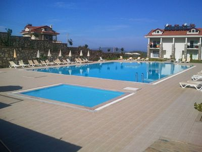 Photo for Fethiye Garden Apartments 2 Bedroom. Suitable for families and the groups. Daily, weekly rental apartment.
