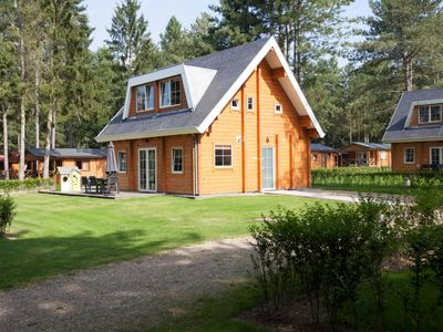 Photo for 6-person children's bungalow in the holiday park Landal Mooi Zutendaal - in the woods/woodland setting