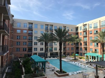 Photo for 1BR Apartment Vacation Rental in The Woodlands, Texas