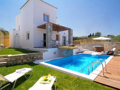 Photo for Villa Alexios in Rethymno Area, Crete